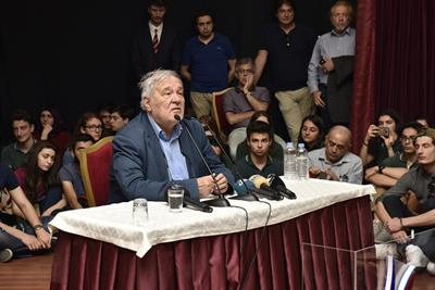 Konferans Prof. Dr. İlber Ortaylı - 2283