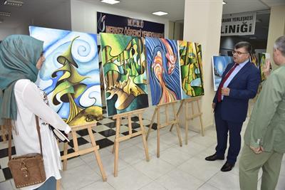 Güzel Sanatlar Sergileri Açılış Töreni - 2289