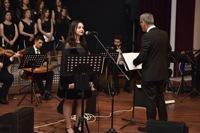Türk Müziği Korosu Konseri - 2292