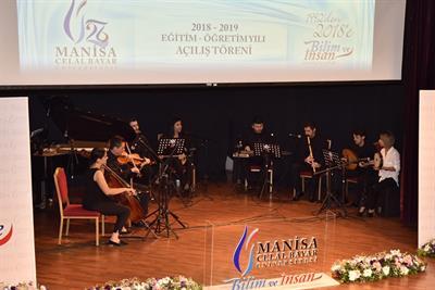 2018 - 2019 Akademik Yıl Açılış Töreni - 3496